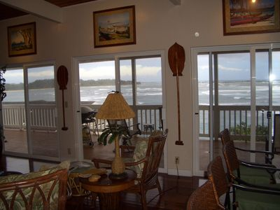 Laie house rental - Living Room