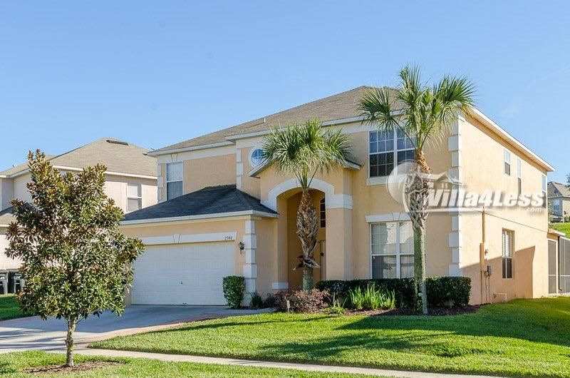 Large Family Vacation Home In Kissimmee Vrbo