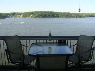 Osage Beach condo photo - Relax And Enjoy The Amazing Views From Your Private Deck....