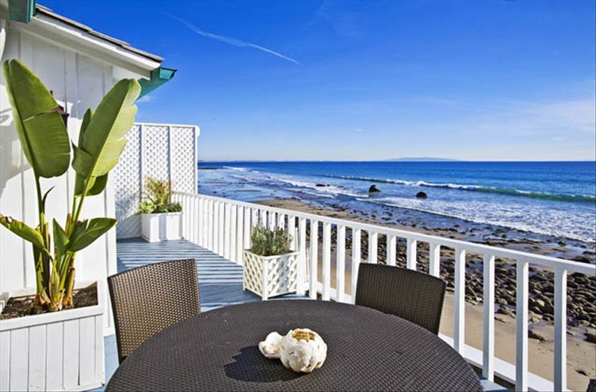 What Are The Features Of Beach House At Malibu?