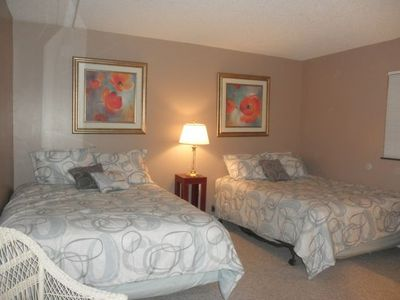 Golden Sands Ocean City condo rental - BEDROOM 2