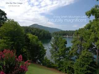 Huddleston estate photo - Views from the Point of Smith Mountain Lake are naturally magnificent