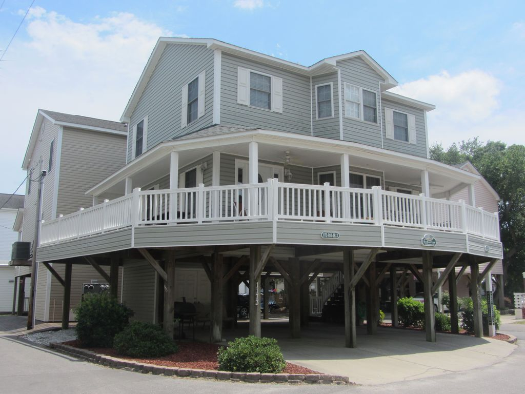 Ocean Lakes Mb 5 Bdrm 3 5 Ba Sleeps 12 14 Vrbo