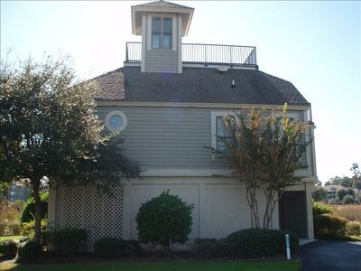 Golf Course/Water View Vacation Home in North Myrtle Beach, SC
