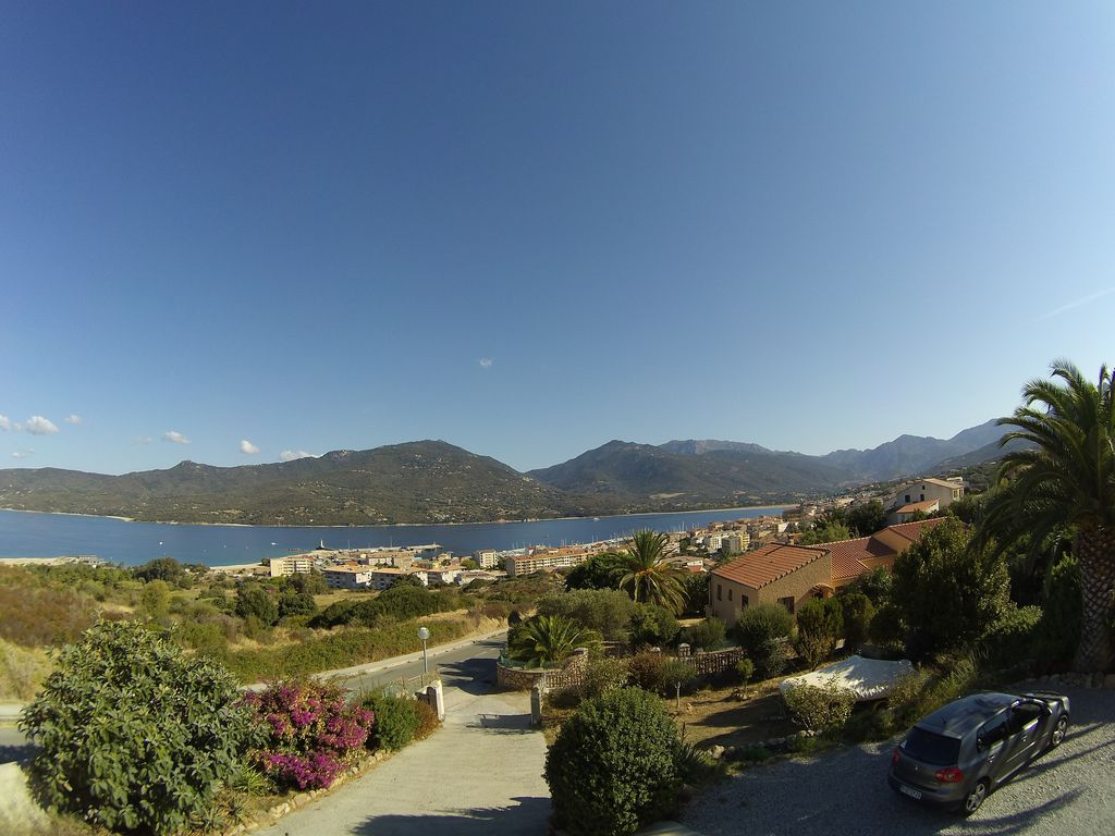 Lower Apartment Villa By The Sea Homeaway Propriano