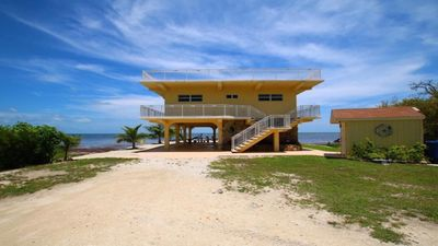 3BR Oceanfront Cottage in the Heart of the Florida Keys