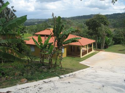 Utuado house rental - View of Home