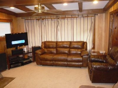 Tannersville house rental - Living Room