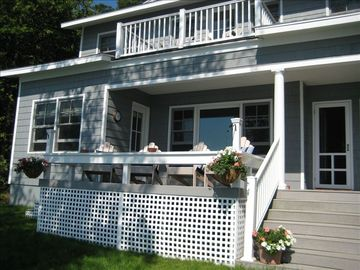 Lakefront Deck and Porch