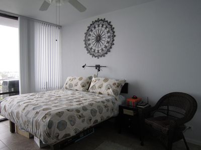 South Padre Island condo rental - Master Bedroom