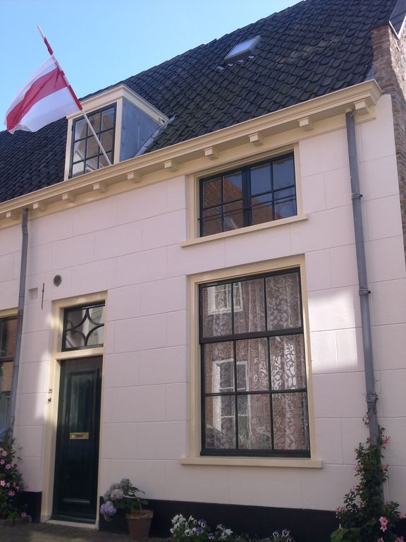Charming Historic House in the Center of the Netherlands