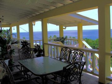 Tobago apartment rental - View of Caribbean Sea