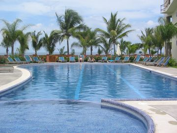 Best pool in Jaco Beach!