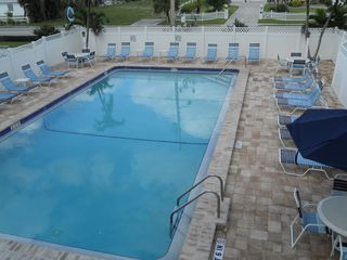 Fort Myers Beach condo photo - Heated Swimming Pool