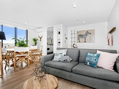 Photo for 2BR Apartment Vacation Rental in St Kilda West, VIC
