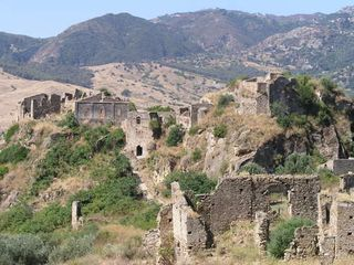 Reggio Calabria City villa photo - ancient village in Greek area