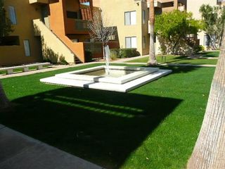 Old Town Scottsdale condo photo - Fountains throughout the grounds.