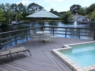 Private Splash Pool on Lake, Linkside 466, Free Golf and Activities Fun Pass!