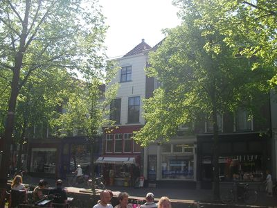 Beautifully Renovated 16th Century Townhouse in Central Delft Location