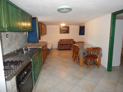 Comfortable apartment in a villa, 3 people