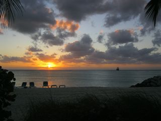 Spectacular sunsets - Bimini condo vacation rental photo