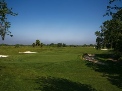 Bradenton condo rental - Golf Course