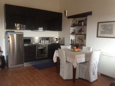Apartment in the green of the countryside 3 minutes from the sea