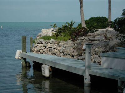 Dockage for your boat. Fish Bayside or Oceanside.