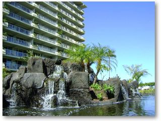 Lahaina condo photo - Waterfall feature