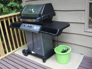 Indian River house photo - Grill for your use!