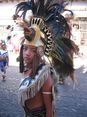 Puerto Vallarta condo photo - Aztec Dancer - Festival of Our Lady of Guadalupe