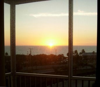 Watch the Sunset from your Porch!
