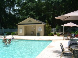 Pawleys Island condo photo - Other end of Pool area