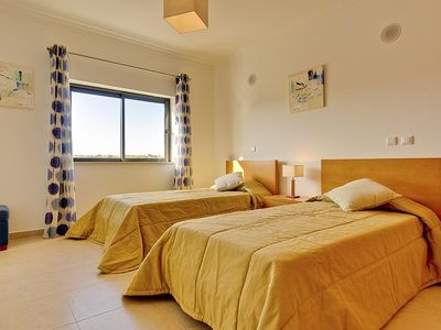 Porto de Mos apartment rental - Elegant & Spacious Bedrooms, good storage space