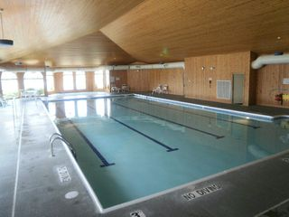 Manistee condo photo - Indoor Pool and Spa