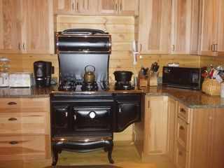 Bridgton house photo - Elmira stove