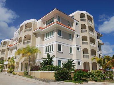 Plaza Del Mar Condominium - BeachFront Location