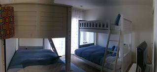 Carmel house photo - Kids room with two sets of bunk beds