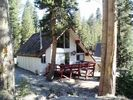 Mammoth Lakes Chalet Rental Picture