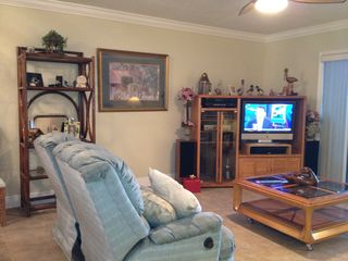 Altamonte Springs townhome photo - Home Theater & HDTV & DVD
