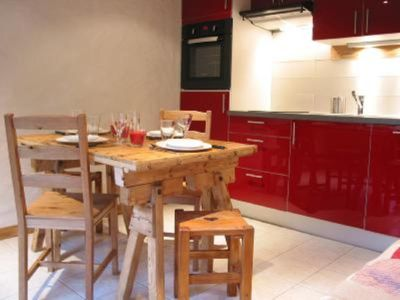 Apartment of 22 m² comfort at the foot of the slopes