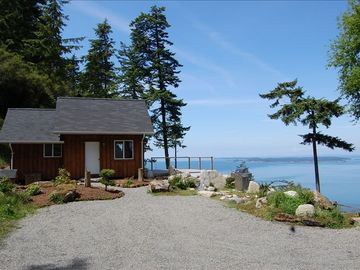 Eastsound cabin rental - Cabin Nestled Amongst Gorgeous Views!