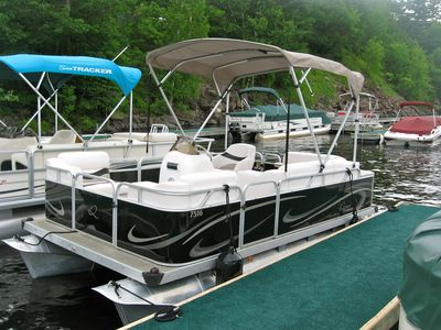 Your Pontoon Boat Awaits You
