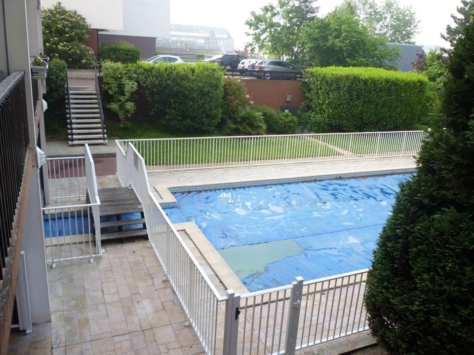 Cheap accommodation, 54 square meters, with pool