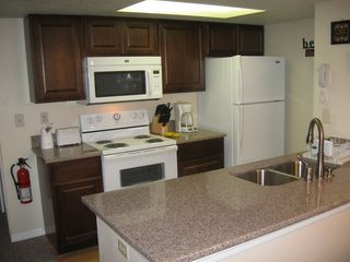 Villas at Somerset condo photo - fully equipped Kitchen with granite counter tops