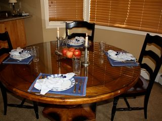 Bretton Woods townhome photo - This unit is fully furnished with all you need to coddle your family!