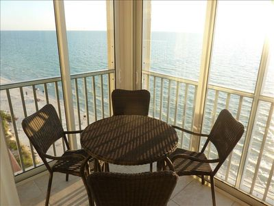 Enjoy breath taking views of the ocean! Best views of the beach in this condo!
