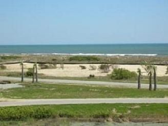 Ocean Isle Beach villa rental - View from Balcony