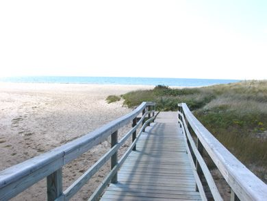 Ridgevale Beach Walking Bridge