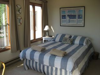 Wells townhome photo - Atlantic House - Queen Bedroom